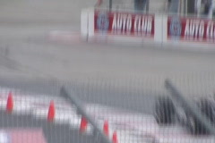 Motor Sports LBGP - vintage formula race cars race for time trials - 4 Stock Footage
