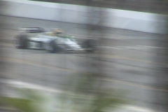 Long Beach Grand Prix 2003  - vintage formula race cars - #81  Stock Footage