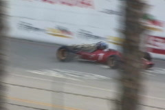 Long Beach Grand Prix 2003 - vintage formula race cars - #7 Stock Footage