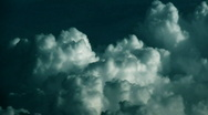 Stock Video Footage of Stormy clouds time lapse
