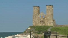 Roman Fort, HD Stock Footage