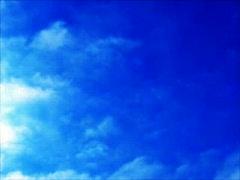 VJ Loop Time Lapse Clouds 013 - stock footage