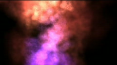 High Definition 1080P HD Abstract Esplosion Particle Aplha Channel Effects - stock footage