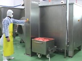 Stock Video Footage of cart loading for meat