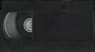 Stock Video Footage of recorder or vhs backdrop simple