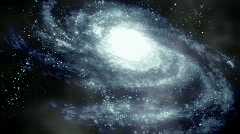 Galaxy HD Stock Footage