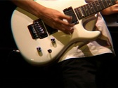 Stock Video Footage of Musician Playing Guitar