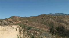Static canyon Vista 02 Stock Footage