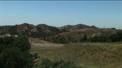 Static Canyon Vista 09  Stock Footage