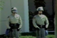 Police25 Stock Footage