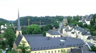 Luxembourg Stock Footage