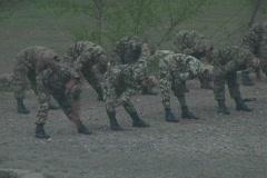Nepal Army 6 Stock Footage