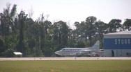 Jet airplane Stock Footage