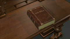 Bible-Noah  Stock Footage