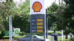 No cost gasoline Stock Footage