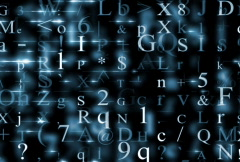 Text and Grids 31 - NTSC Stock Footage
