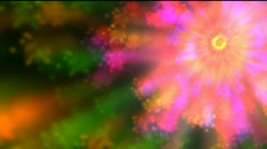 High Definition 1080P HD Abstract Esplosion Particle Aplha Channel Effects Stock Footage