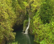 Waterfalls 14 Stock Footage