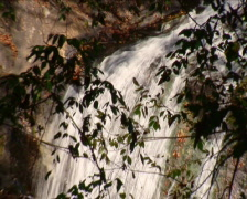 Waterfalls 20 - stock footage