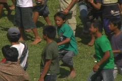 Kick fighting 21 - stock footage