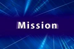 Mission  - stock footage
