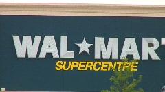 Jm458-Walmart Zoomout Stock Footage