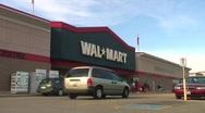 Jm469-Walmart Stock Footage