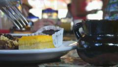Traditional Mexican sweets Stock Footage