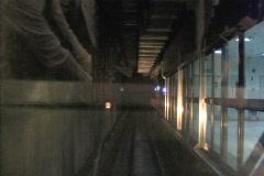 KL MRT LeavingTunnel 480 Stock Footage