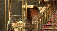Carcassonne Carousel 2 Stock Footage