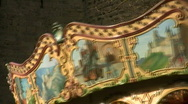 Carcassonne Carousel 3  Stock Footage