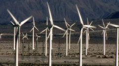 Wind Power 10 - HD 1080p - stock footage