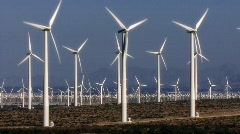 Wind Power 12 - HD 1080p - stock footage