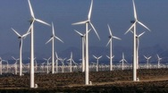 Stock Video Footage of Wind Power 12 - HD 1080p