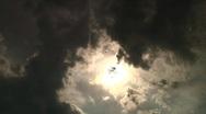 Jm511-Rain Clouds Stock Footage
