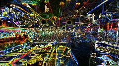 dj music club disco entertainment nightlife - stock footage