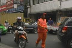 Bandung Traffic 1 Stock Footage