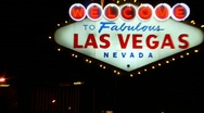 Stock Video Footage of vegas8