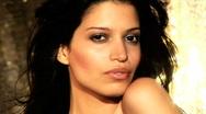 Sexy Latin Fashion Model Stock Footage