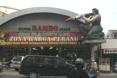 Rambo Timelapse  Stock Footage