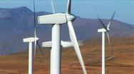 Wind Power & Energy Stock Footage
