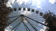 Stock Video Footage of Aurora, Ohio: Ferris Wheel Timelapse