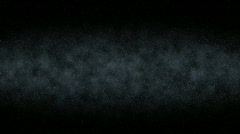 Field of Star Dust Background (24fps) Stock Footage