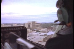 Helicopter POV Stock Footage