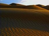 Sand Dunes 1 Stock Footage