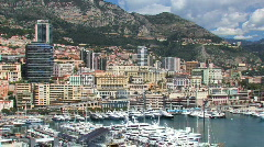 Monte Carlo2 Stock Footage