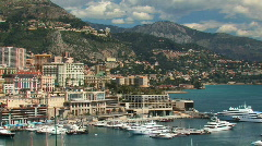 Monte Carlo 5 - stock footage