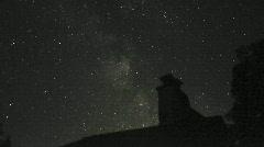 stars2 hd Stock Footage