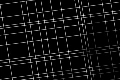 grids - stock footage