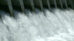 Hydro Power Dam 10 Stock Footage